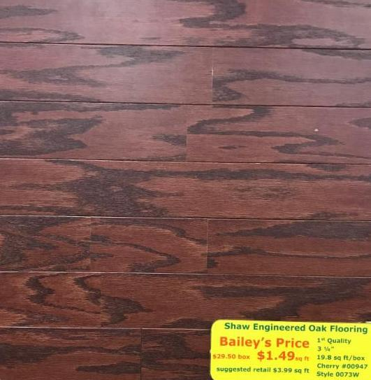 Flooring Rugs Bailey S Discount Center